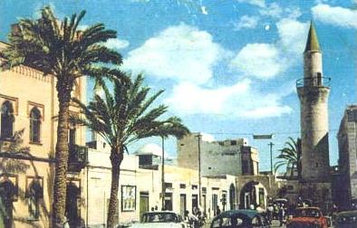 جامع عصمان - بنغازي - ليبيا